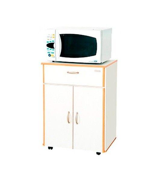 Gabinete para microondas muebles de cocina platinum for Mueble cocina microondas
