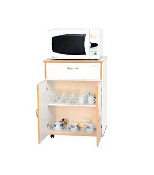 Gabinete Para Microondas Muebles De Cocina Platinum