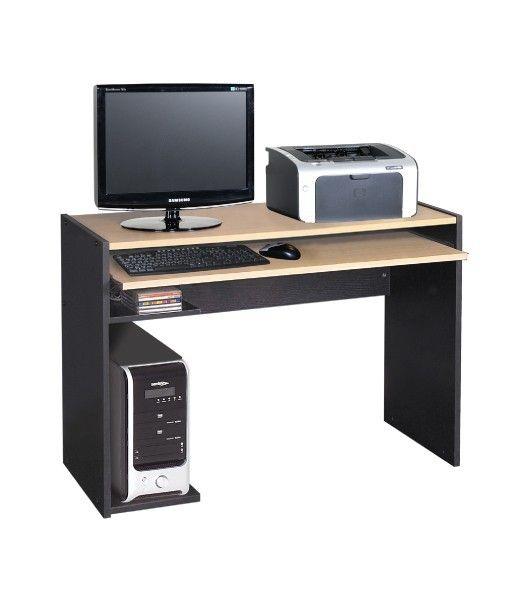 Mesa para pc muebles de oficina platinum express for Mesas y escritorios para oficina