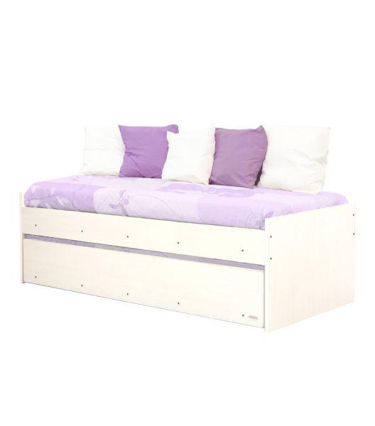 Div n cama muebles de dormitorios platinum express for Cama divan con cajones