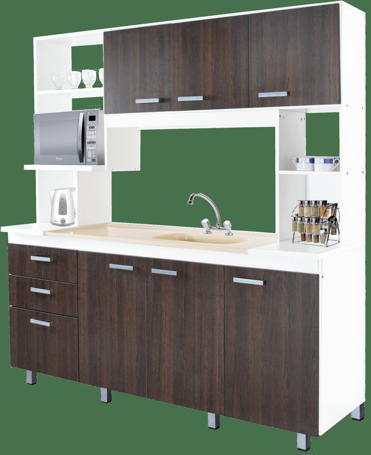 Kit cocina mod 315  Muebles Platinum  Platinum Express