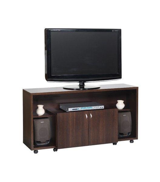 Mesa de tv for Muebles de cristal para tv