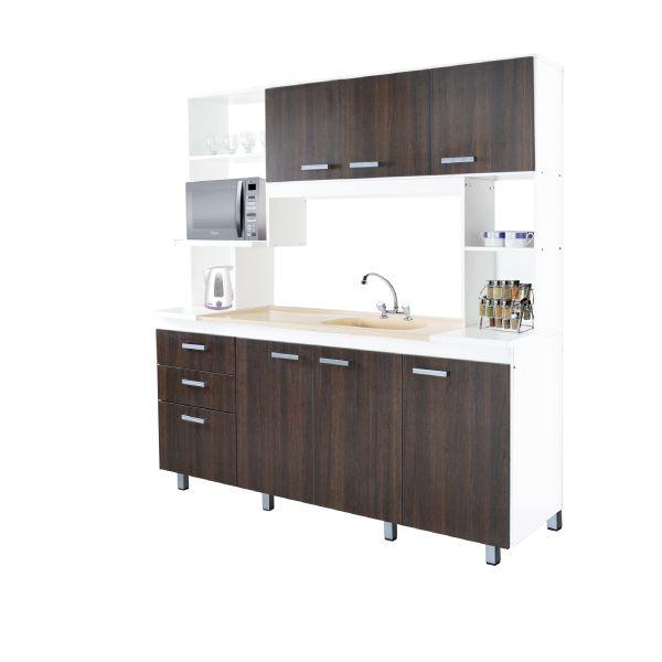 Mueble Kit Cocina mod 3015 - Muebles Platinum Express
