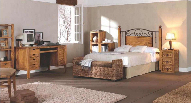 Dormitorios con estilo r stico - Dormitorios con estilo ...