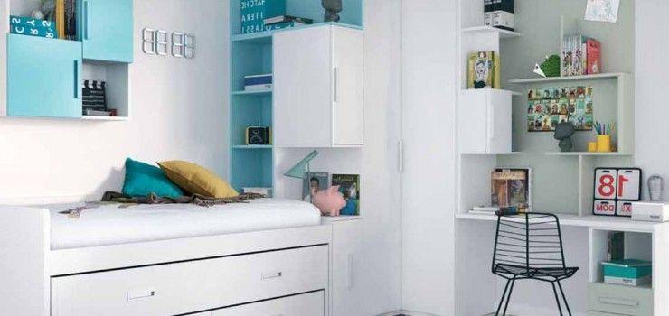 decoración espacios pequeños blog