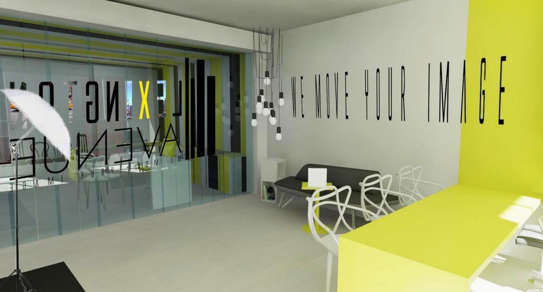 Oficinas modernas dise o y funcionalidad platinum express for Interior oficinas modernas