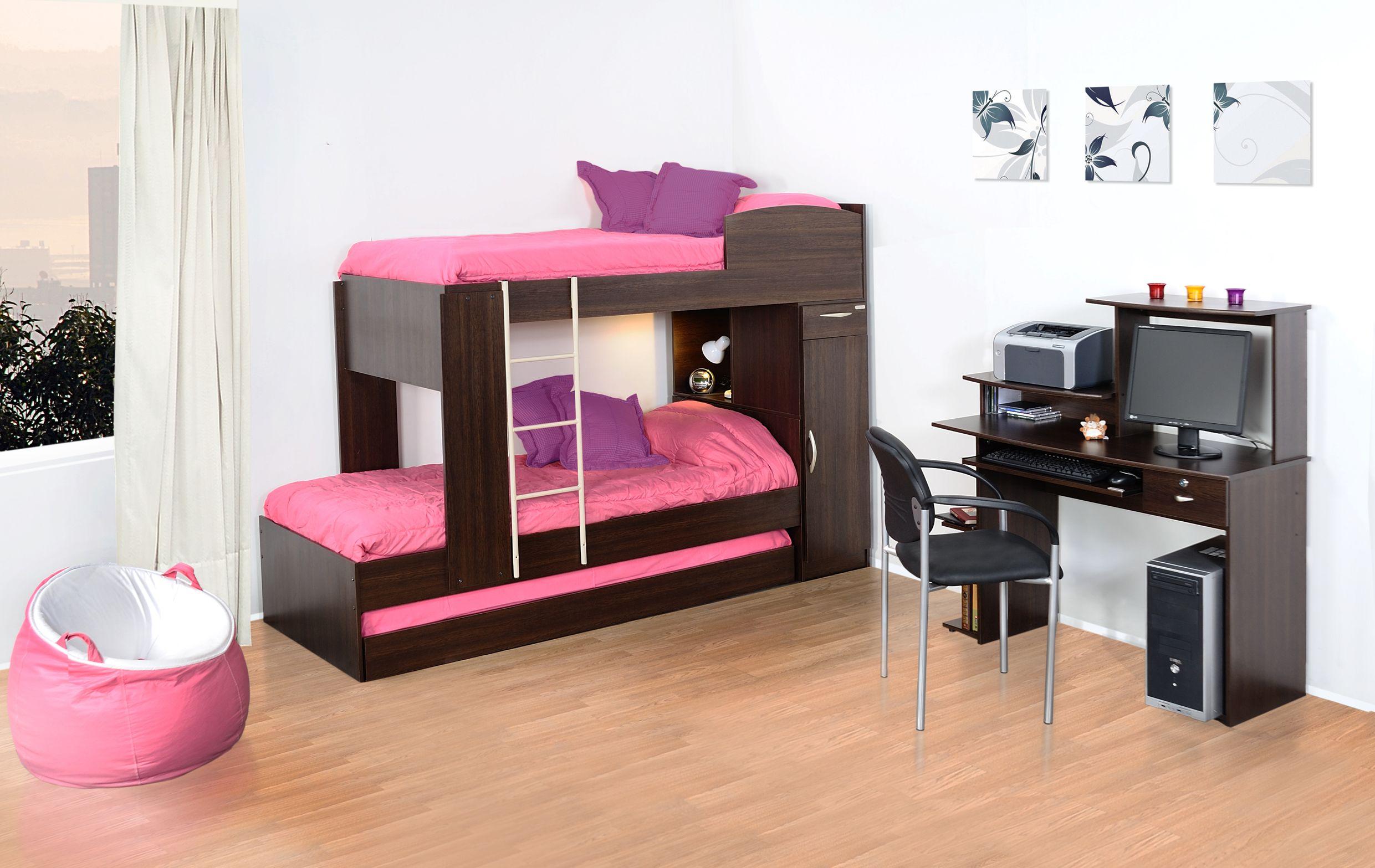 Lo nuevo en muebles para chicos